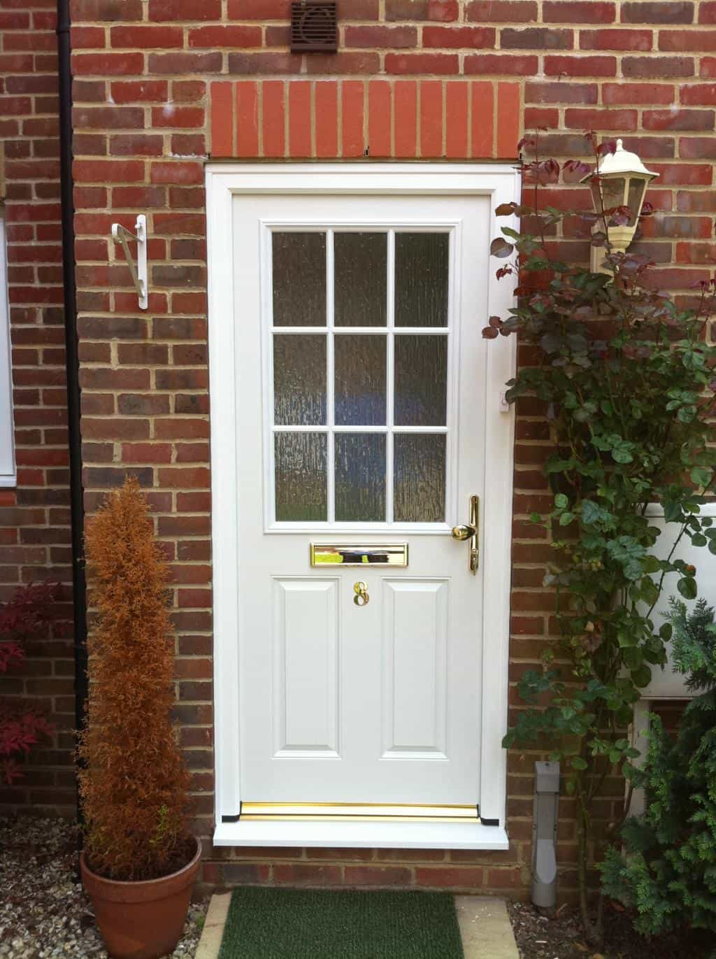 Front Entrance Doors Exterior Doors Replacement Surrey Dorking