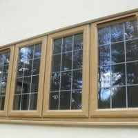Irish Oak uPVC