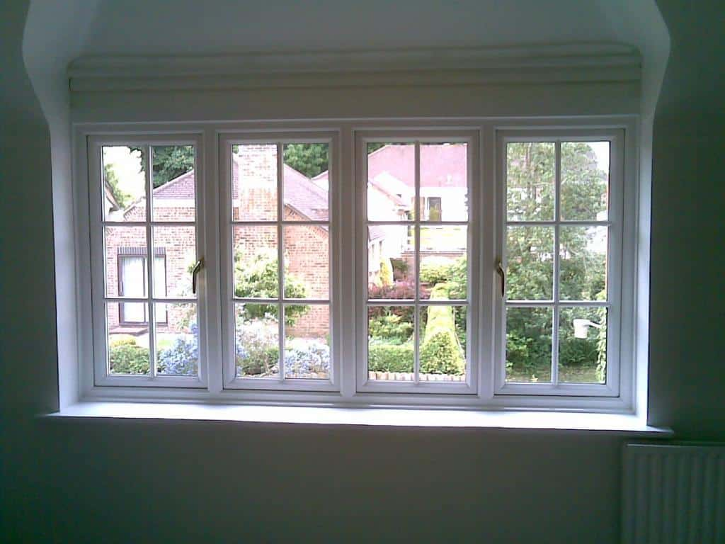 Standard white upvc window gallery dorking glass for Upvc windows