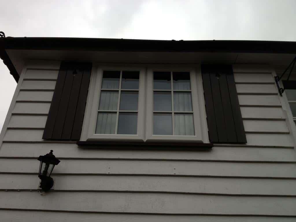 Keeping Georgian Style With uPVC Windows in Surrey.