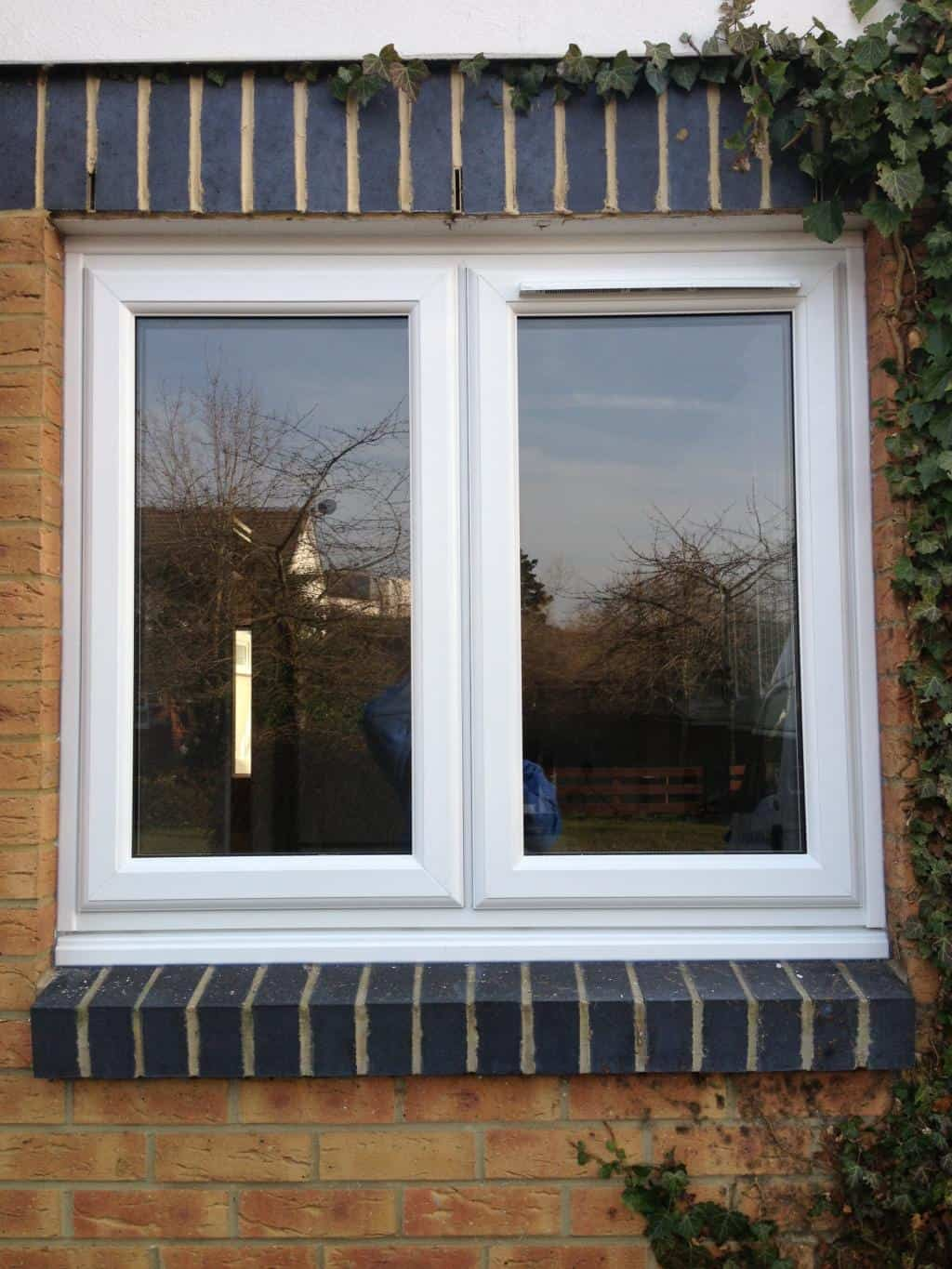 Standard White Upvc Window Gallery Dorking Glass