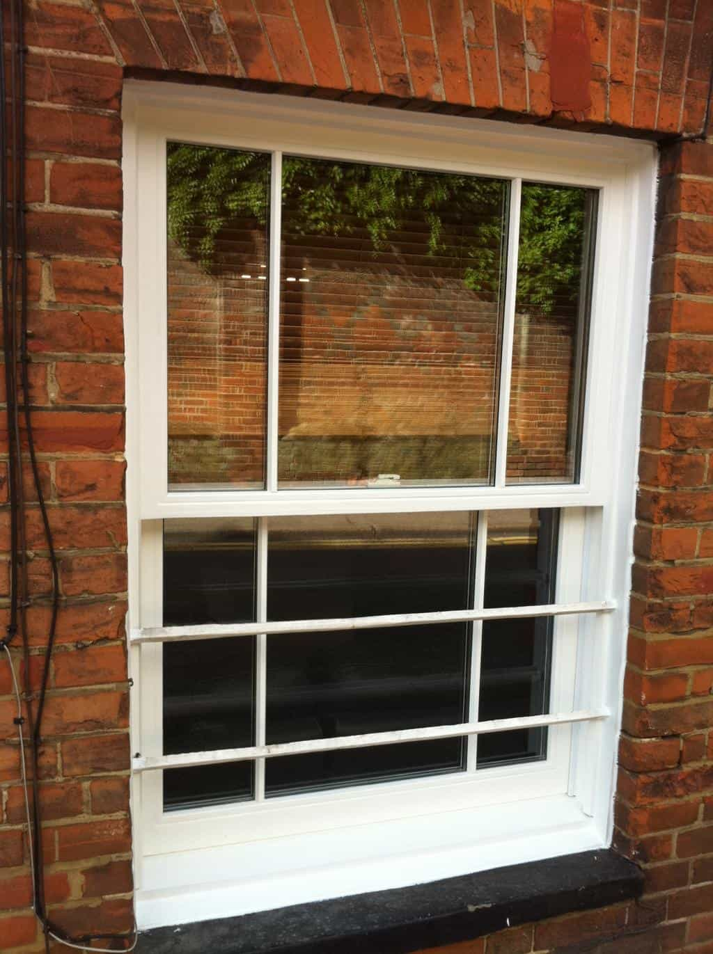Hardwood Timber Sliding Sash Windows Dorking Glass