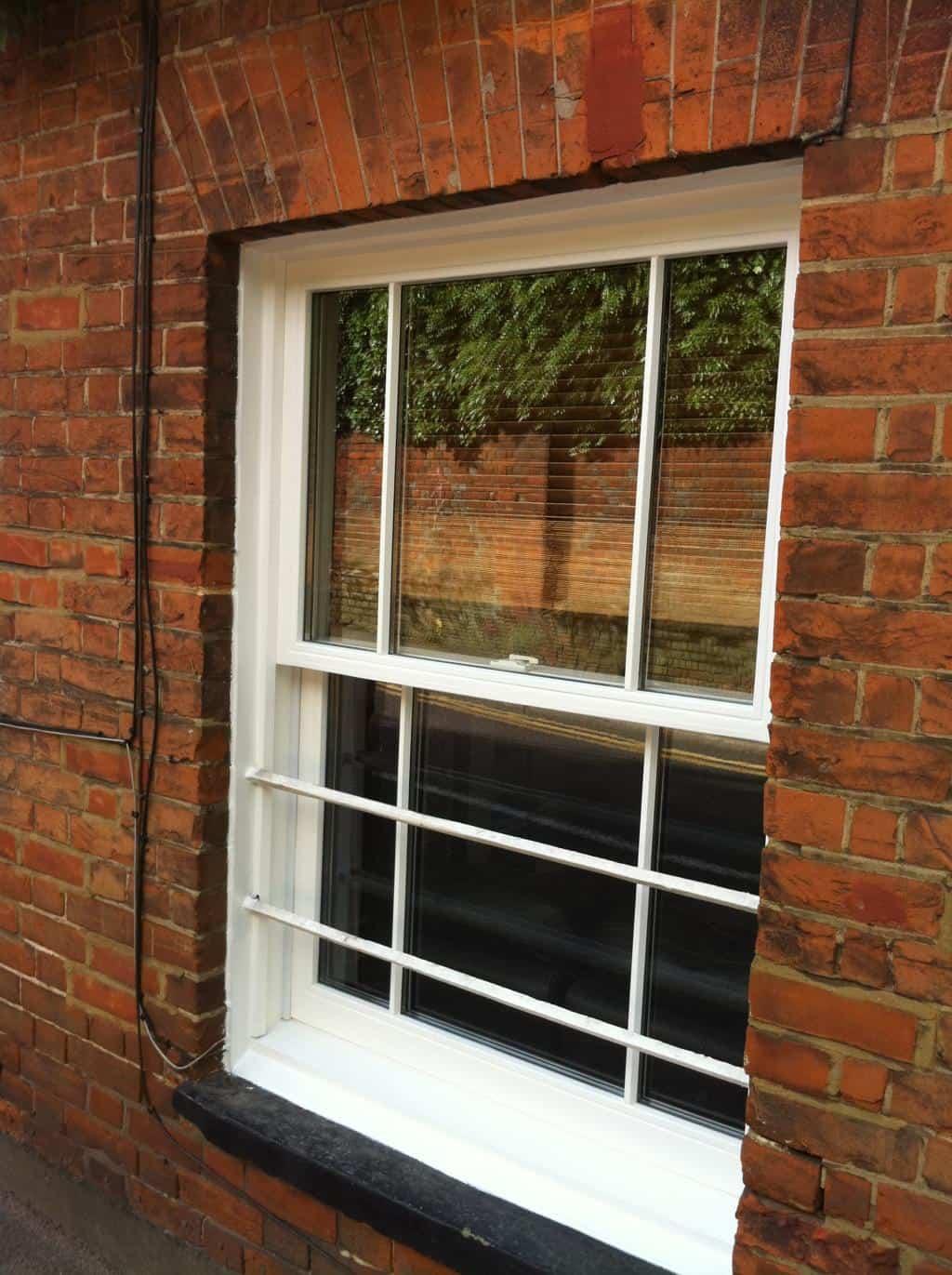 Hardwood Timber Sliding Sash Windows Dorking Glass