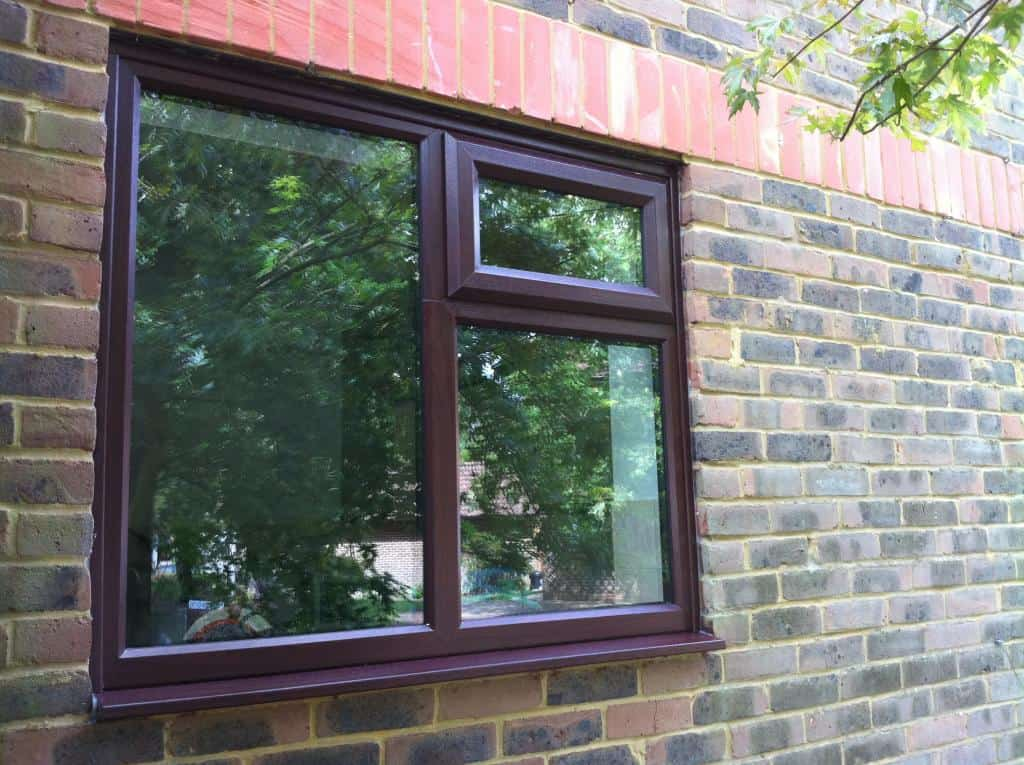 Upvc Windows And The Glass : Rosewood upvc windows gallery dorking glass