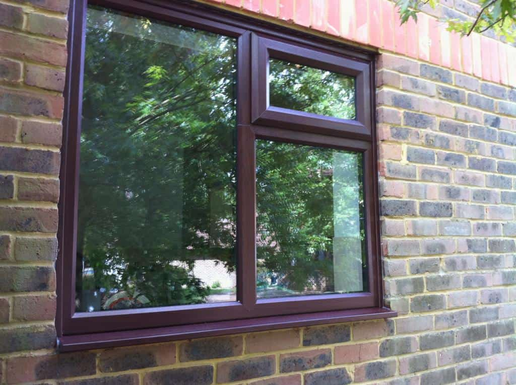 Rosewood upvc windows gallery dorking glass for Upvc windows