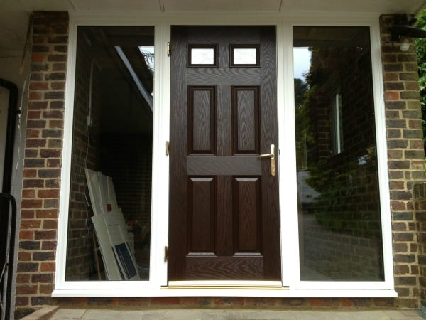 High Quality, Thermally Efficient, Secure Windows And Doors For Garage Conversion, Surrey