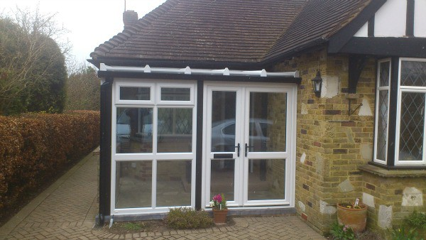 Keeping Period Property Character with A uPVC Door in Surrey.