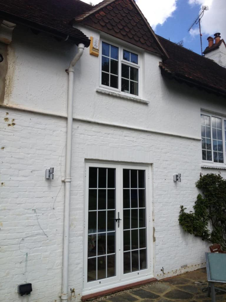 Windows And Doors For New Extension In Woking, Surrey