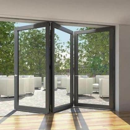 Benefits of bifolding doors