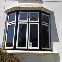 Hardwood Bay Window