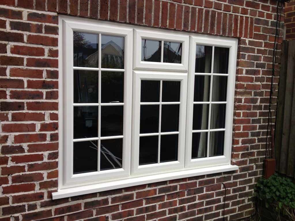 Standard white upvc window gallery dorking glass for Upvc window company