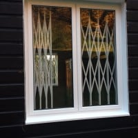 Double Glazed White Aluminium Windows in Holmbury St Mary Dorking Glass