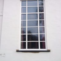 Double Glazing Crittle Replacement White Aluminium Windows in Westhumble Dorking Glass (6)