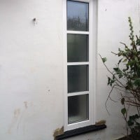 Double Glazing Crittle Replacement White Aluminium Windows in Westhumble Dorking Glass (8)