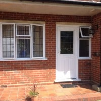 Double Glazing Leaded Aluminium Windows and Doors in Dorking Glass (4)