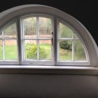 arched-secondary-glazing-westcott-dorking-glass