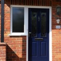 blue-composite-front-door-in-dorking