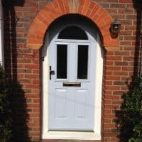 composite-front-door-double-glazing-brockham-dorking-glass