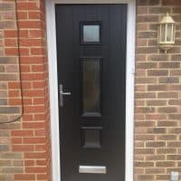 double-glazing-black-composite-front-door-in-rudgwick-dorking-glass