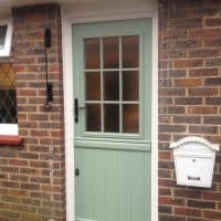 double-glazing-chartwell-green-composite-front-door-in-smallfield-dorking-glass