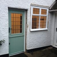 double-glazing-leaded-composite-front-door-aluminium-windows-in-shere-dorking-glass