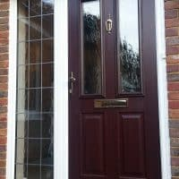 rosewood-colour-composite-front-door-by-dorking-glass