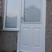 white-composite-back-door-with-internal-blinds-in-brockham-2