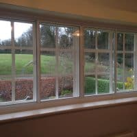white-secondary-glazing-in-dorking-glass